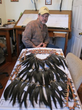 Turkey Beards & Spurs from Past Harvests - Larry Stephens