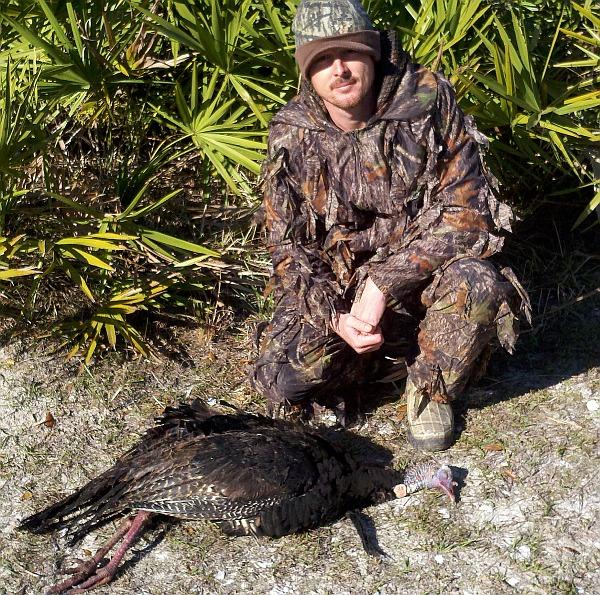 Ricky Hathcocks Apalachicola Gobbler