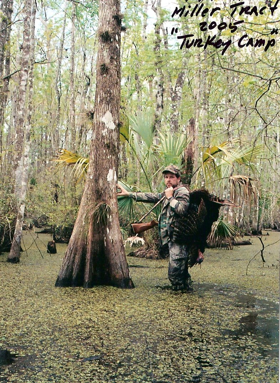 Turkey Camp 2005 Swamp Gobbler
