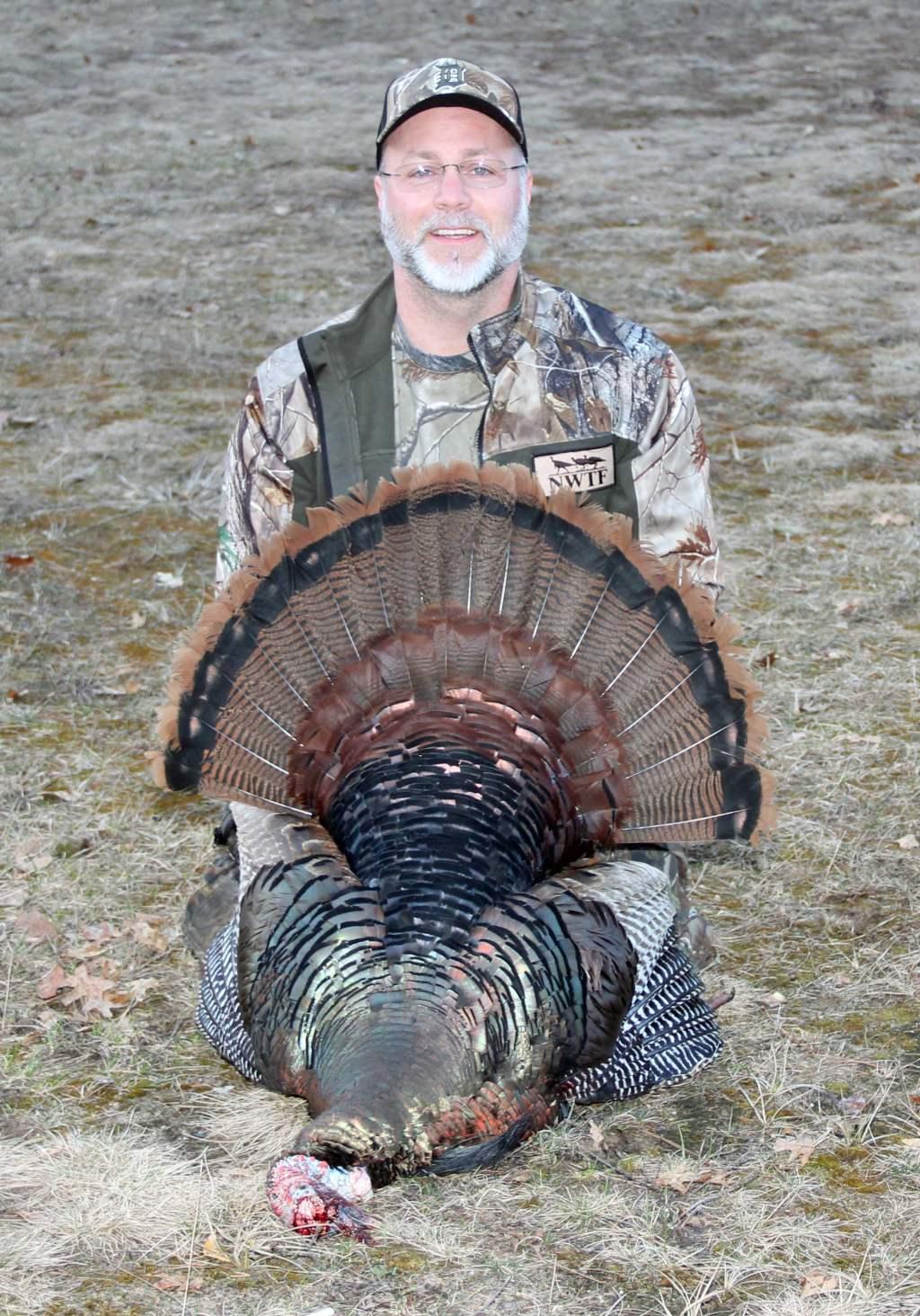 Michael Dunn 2013 Spring Turkey Michigan