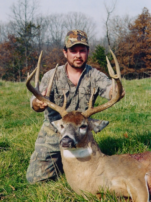 157 in Illinois Buck by Bow