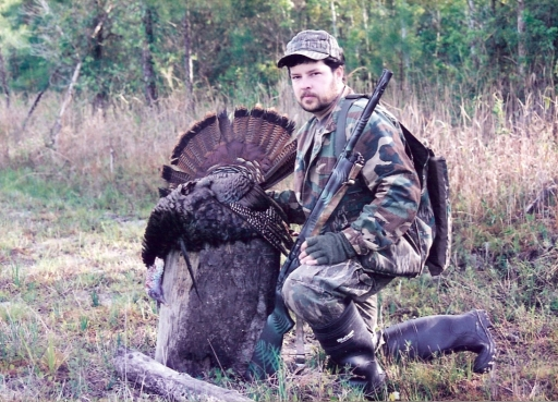Buzzard Island Gobbler - Larry Stephens
