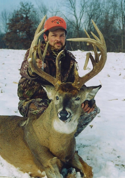 Illinois 20pt 2005 200 inch buck