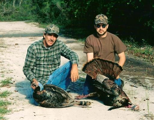 Larry & SteveO Dbl 0099