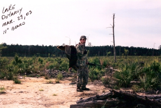 Osceola from Ocala National Forest