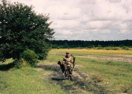 Stalk hunt for an Osceola Hen 0085