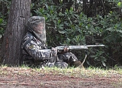 Dean Furbay turkey hunting 3-20-14