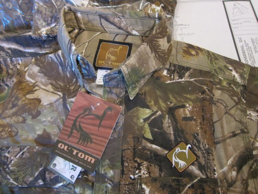 Ol' Tom Technical Turkey Gear Clothing 2