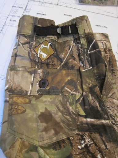 Ol' Tom Technical Turkey Gear Clothing 6